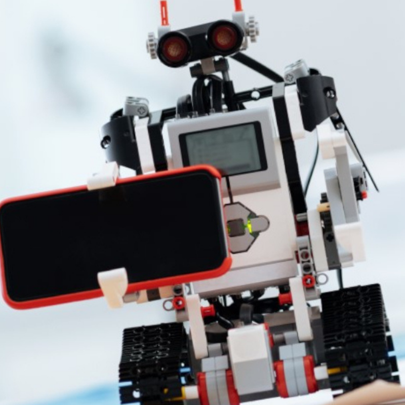 Robotic research is a driving force in the latest technologies